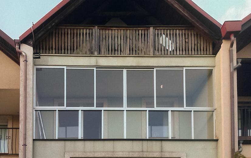 okna przesuwne